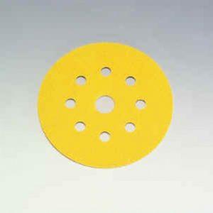 Dischi abrasivi diametro 125 mm 8+1 fori